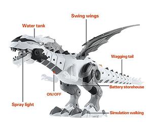 Intelligent Robot Toy Dinosaur