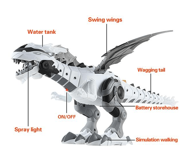 Intelligent Robot Toy Dinosaur